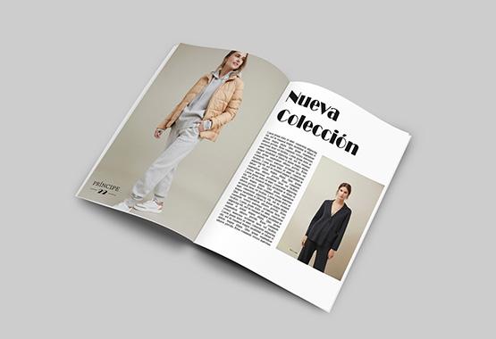 Diseño de Revistas y Catálogos