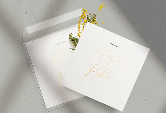 Diseño de Invitaciones